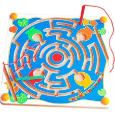 Magnetic Fish Maze