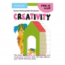Kumon Thinking Skills Workbooks: Creativity, Grade Pre-k & Up