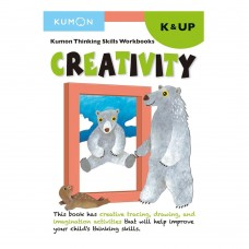 Kumon Thinking Skills Workbooks: Creativity, Grades K & Up