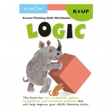 Kumon Thinking Skills Workbooks: Logic, Grades K & Up