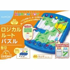 Kumon Logical Route Puzzle